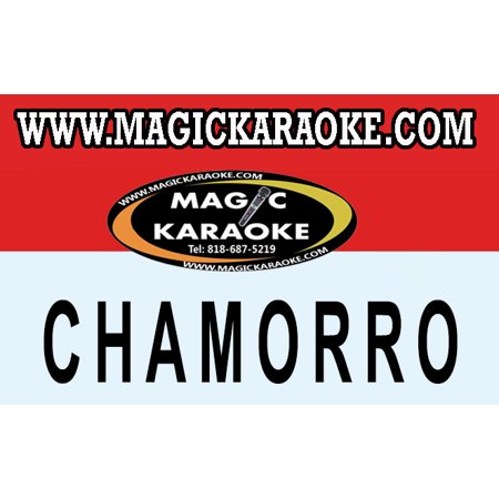 Magic Sing Along Song Chip - MAGIC SING CHAMORRO SONG CHIP