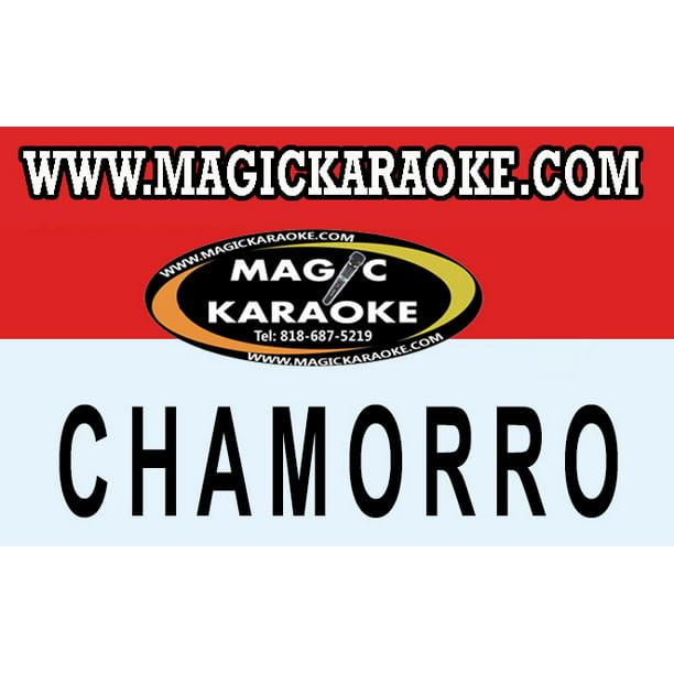 MAGIC SING CHAMORRO SONG CHIP