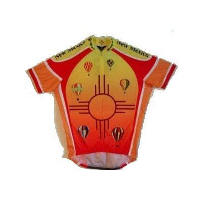 Canari Cyclewear Men's Souvenir New Mexico Short Sleeve Cycling Jersey - 12106