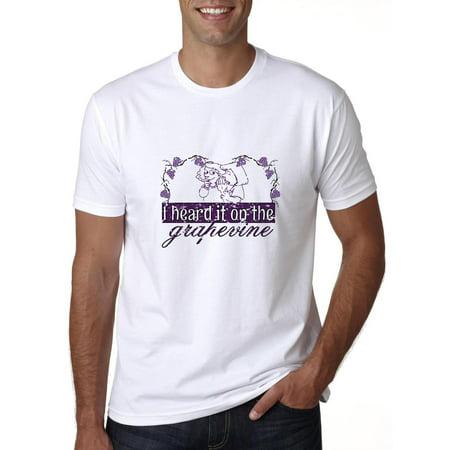 I Heard It On The Grapevine - Rumor Mill Men's (Grape Vine Mills)