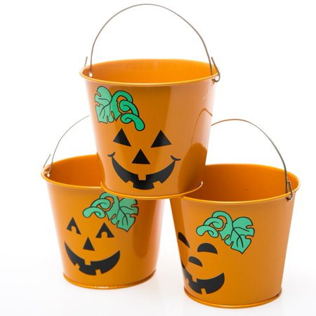Mcdonald's Halloween Pails (Mini Jack-O'-Lantern Pail)
