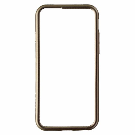best sneakers b2e8f e89f4 Tavik Outer Edge Bumper Case for Apple iPhone 6 / 6s - Dull Gold
