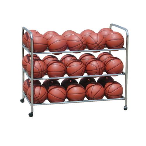 Double Wide Steel Ball Cart