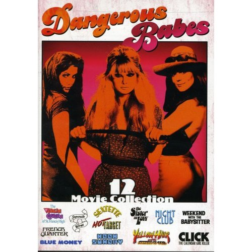 Dangerous Babes: 12 Movie Collection