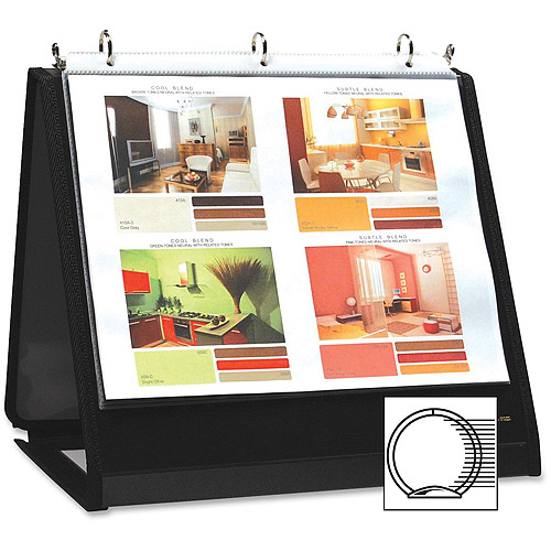 Lion Insta-Cover Ring Easel Binder