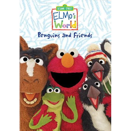 Sesame Street (Video): Elmo's World: Penguins and Friends (Other)