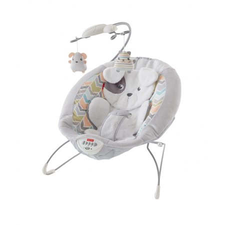 - Fisher-Price Deluxe Bouncer, Sweet Snugapuppy Dreams