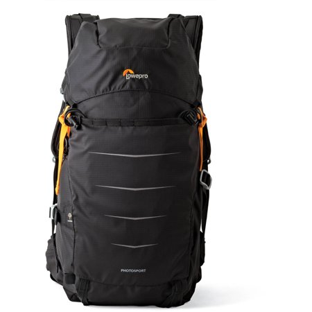 - Lowepro Photo Sport BP 200 AW II, An Outdoor Sport Backpack for Mirrorless or DSLR Camera Black