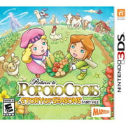 Return to PopoloCrois: A Story of Seasons Fairytale (Nintendo 3DS)