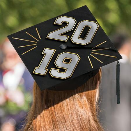 Decorating Ideas For Graduation Caps (2019 Graduation Grad Cap Decorating)