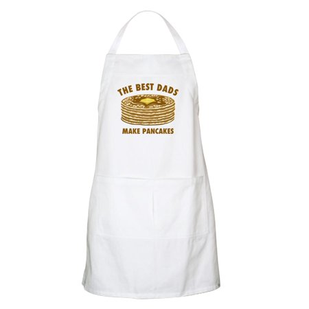 CafePress - Best Dads Make Pancakes Apron - Kitchen Apron with Pockets, Grilling Apron, Baking Apron
