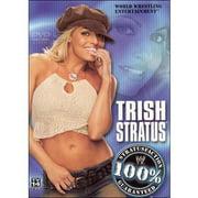 WWE Trish Stratus: 100% Stratusfaction Guaranteed [DVD] by GENIUS PRODUCTS INC