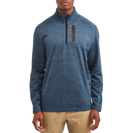 Performance Men's Long Sleeve Quarter Zip - Performance Outerwear