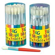 Alvin 5950RCD Disp Brush Rnd 30 Multicolor