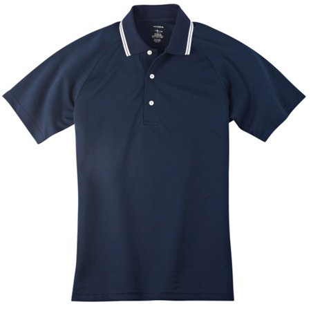 Page And Tuttle Tipped Raglan Short Sleeve Golf Polo 2015