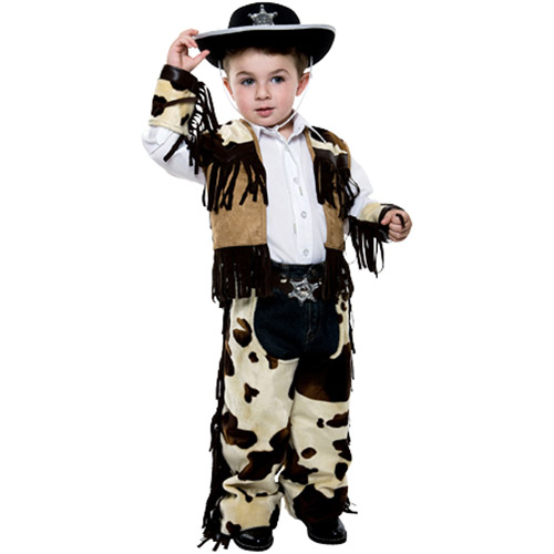 Cowboy Toddler Halloween Costume