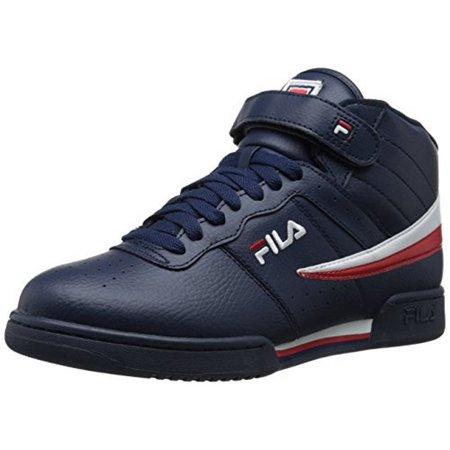 Fila Fila Men's F 13v Leasyn Fashion Sneakers, Navywhite
