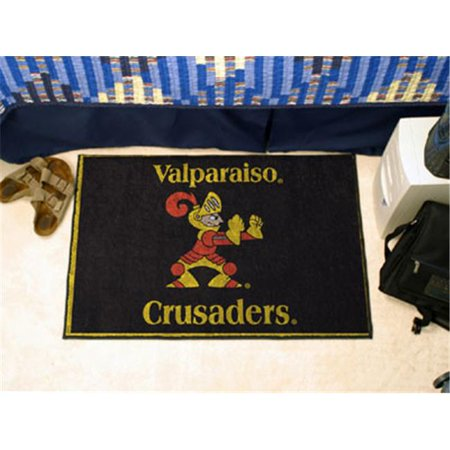 (FANMATS 598 Valparaiso Starter Rug 20 in. x 30 in.)