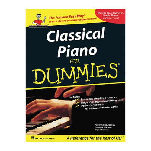 Hal Leonard Classica Piano Music For Dummies