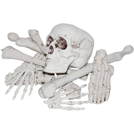 Bag of Bones Halloween Decoration](Halloween Store Displays)