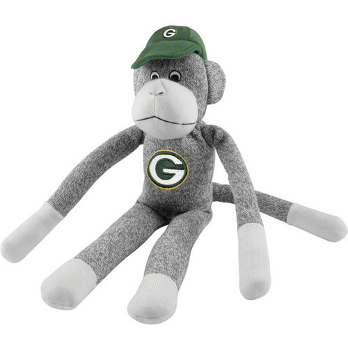NFL - Green Bay Packers Sock Monkey