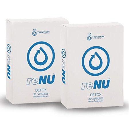 TruVision Health Renu Detox 30 Capsules (2 Pack) - Walmart.com