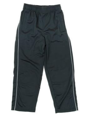 Puma Youth Big Boys Pure Coat Track Pant (Large (14/16), Puma Black)