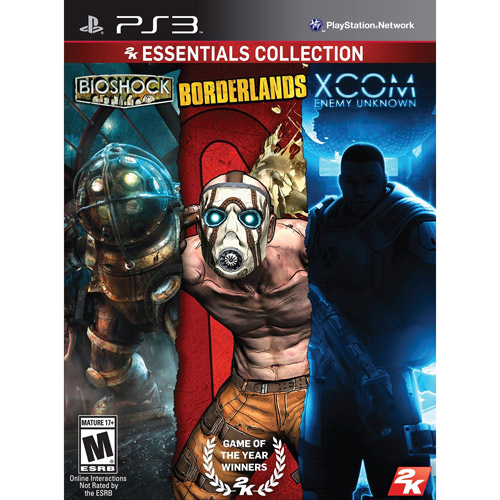 2k essentials collection Playstation 3 by Ps3