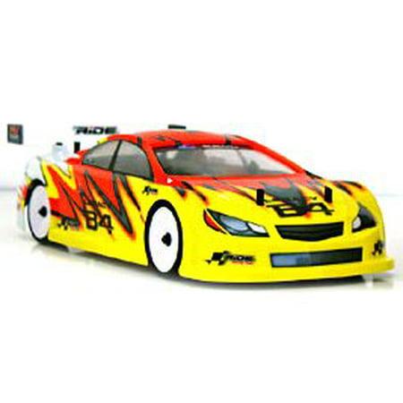 Integy RC Toy Model Hop-ups RIDE-27008 RIDE 1/10 Subaru Legacy B4 GT300 Body (Lightweight Version)