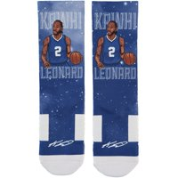 Kawhi Leonard LA Clippers Strideline Galaxy Socks