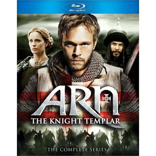 Arn: The Knight Templar - The Complete Series (Blu-ray)