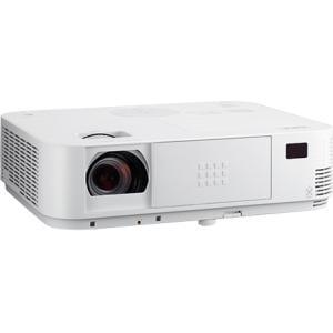 NEC 3200 Lumens 1280 x 800 10,000:1 DLP Projector NP-M323W