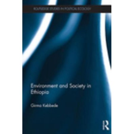 Environment and Society in Ethiopia - eBook