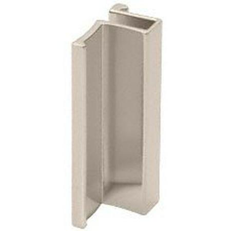 - S0H238BN CRL Brushed Nickel Slip-On Handle For 3/16