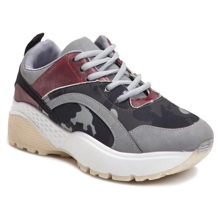 pretty nice 053fa eb462 Chunky Dad Shoes Women's Sneakers Ugly Shoes Platform Fashion Sneaker