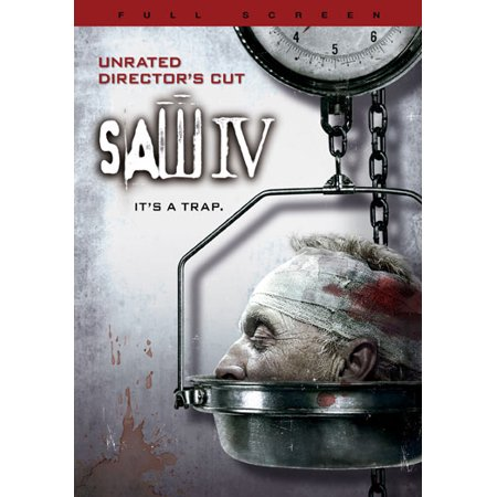 Tobin Bell - Saw 4 [dvd]