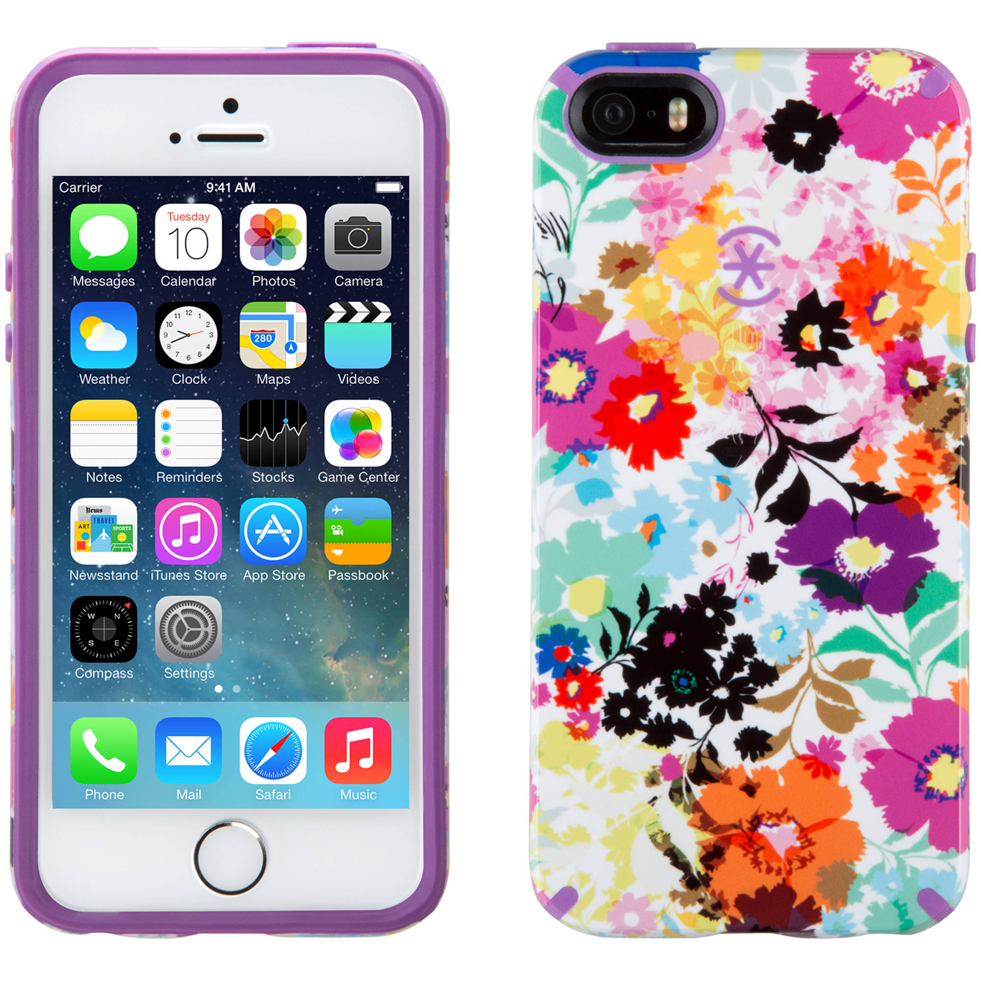 Speck Spk-a2752 Apple iPhone 5SE/5s CandyShell Inked Case
