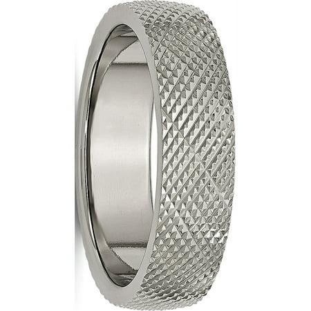 JbSP- Titanium 6mm Textured Band - image 6 de 6