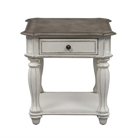 Liberty Furniture Magnolia Manor End Table