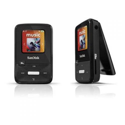 Sansa Clip Zip 8gb Black Player