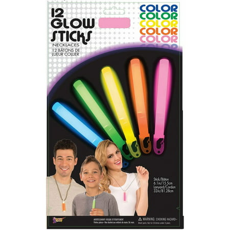 Pink Glow Sticks Halloween Costume Accessory