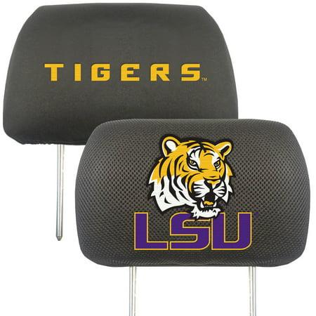 (Louisiana State University Headrest Covers)