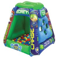 Paw Patrol Ball Pit Playland with 120 Balls