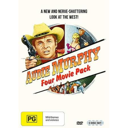 Audie Murphy: Four Movie Pack (DVD)](Halloween Movie 1-10)