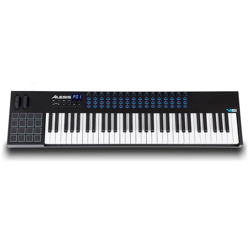 Alesis VI61 61-Key Keyboard Controller by Alesis