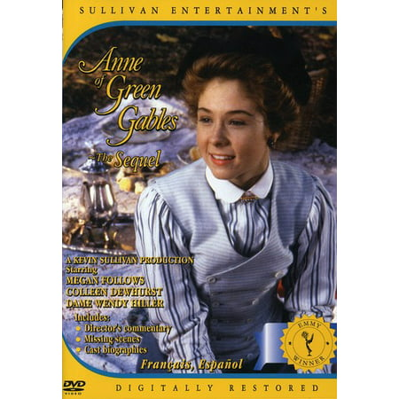Anne of Green Gables: The Sequel (DVD) ()