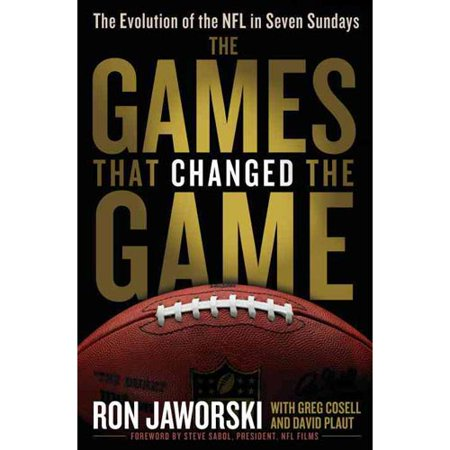The Games That Changed The Game  The Evolution Of The Nfl In Seven Sundays