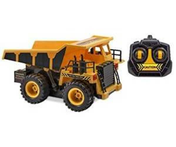 Kid Galaxy Radio Control Dump Truck by Kid Galaxy