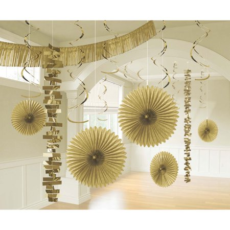Gold Decoration Kit](Prom Decoration Kits)