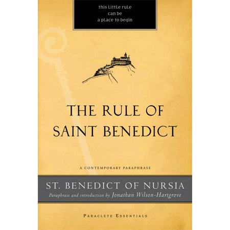 Rule Satin - The Rule of Saint Benedict : A Contemporary Paraphrase